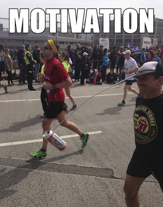 funny-man-running-beer-motivation