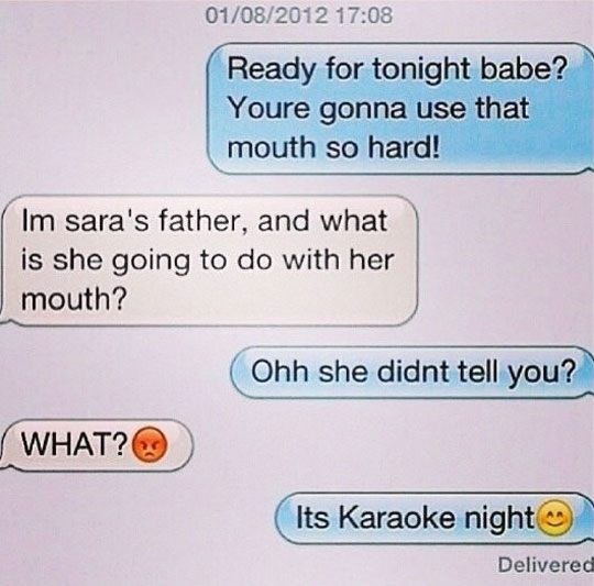 funny-message-parent-mouth-Karaoke-night