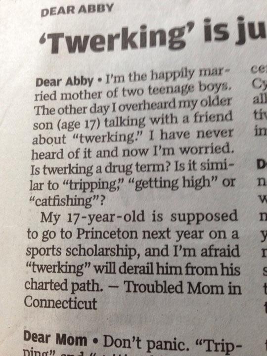 funny-mother-paper-Twerking-drug-term