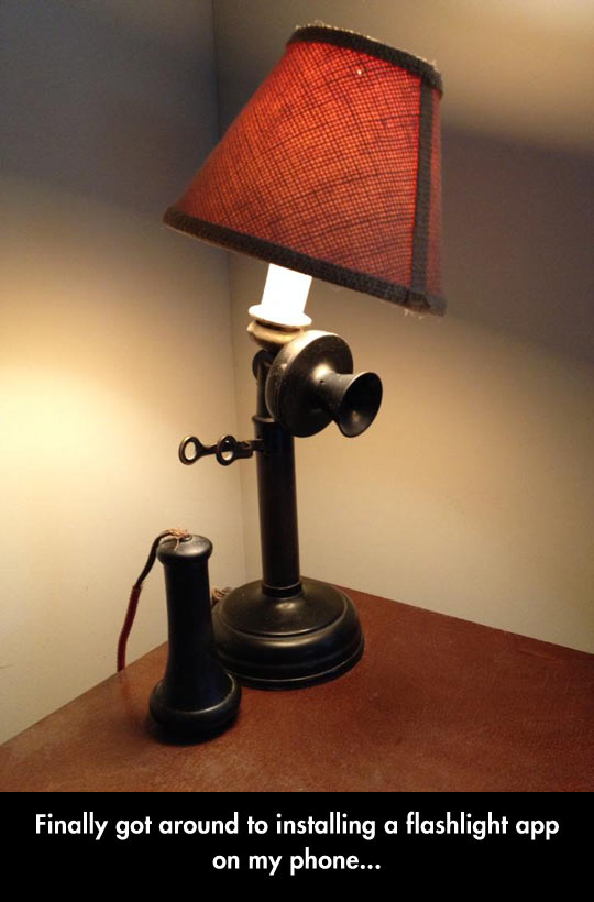 funny-old-lamp-phone-app