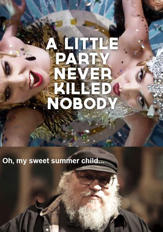 Just Westeros Things