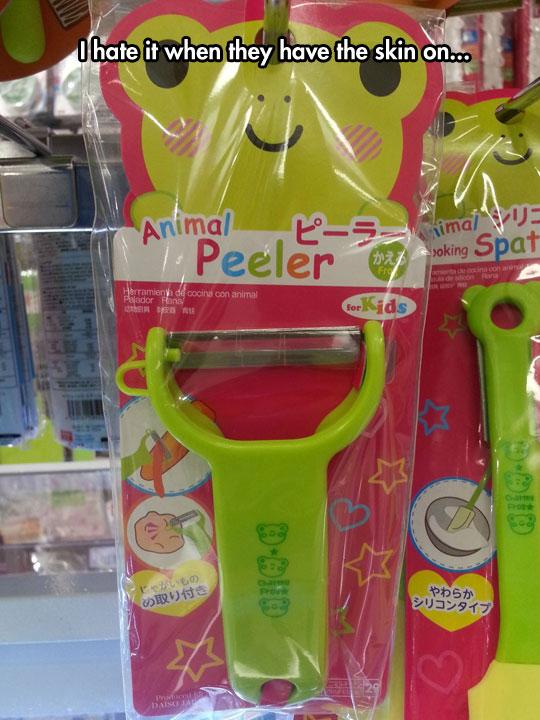 Animal Peeler