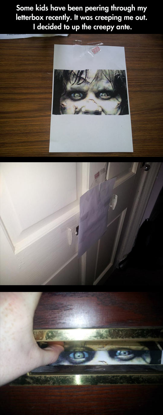 Nice Move, Friendly Neighbor