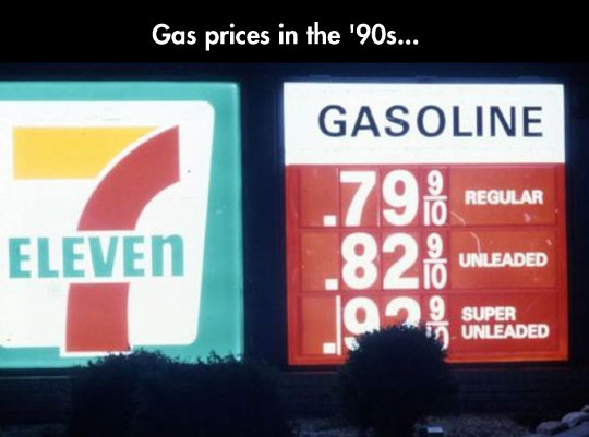 Those Where The Good Old Prices