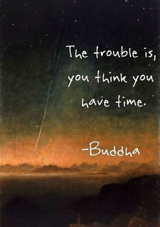The Thing About Time