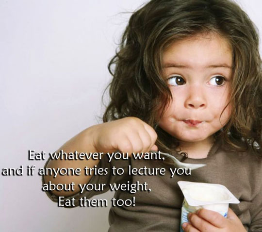 Eat Anything You Want
