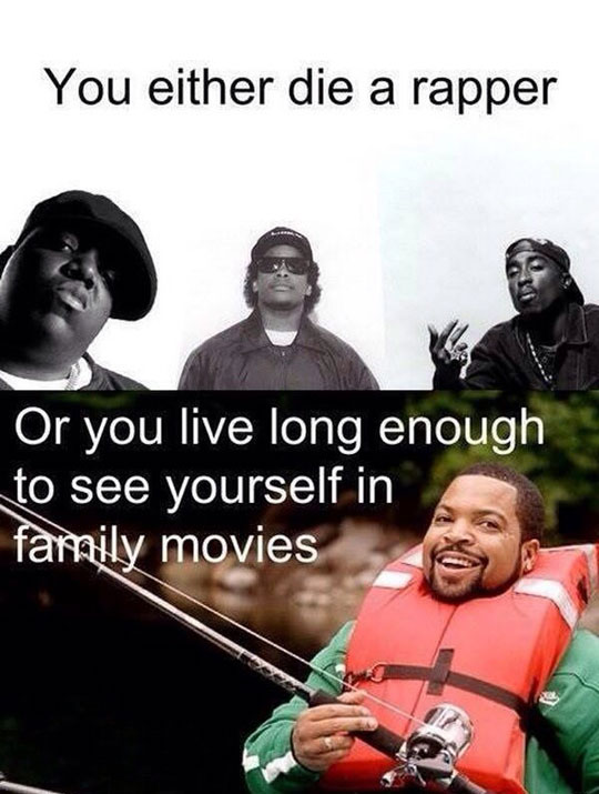 Where All Rappers End