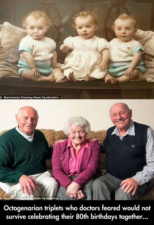 funny-siblings-triplets-old-pic-octogenarian