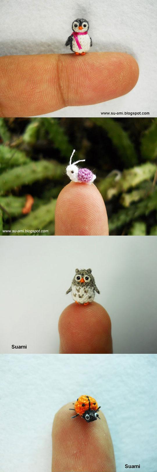 Tiny Animals By Suami