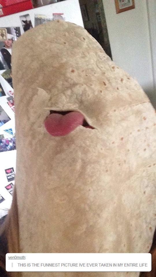 Tortilla Face