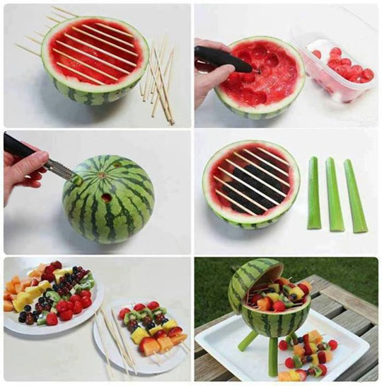 funny-watermelon-grilled-fruits