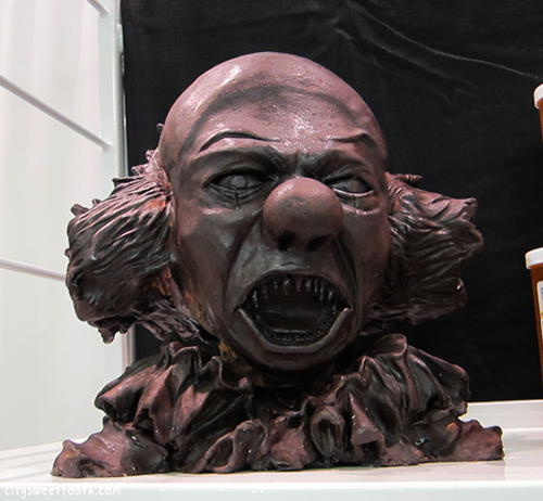 Super Creepy Things Made Out Of Chocolate 18 Pics