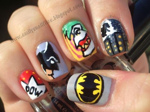 Batman_nails