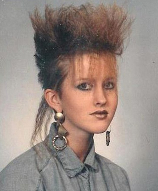 Pleasing 15 Crazy 80S Hairstyles Like Totally Hairstyles For Women Draintrainus