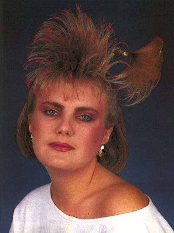 15 Crazy 80s Hairstyles…Like TOTALLY
