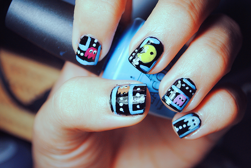 Pacman_nails_500px