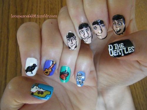 The_Beatles_nails
