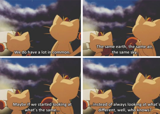 Wise Words, Meowth