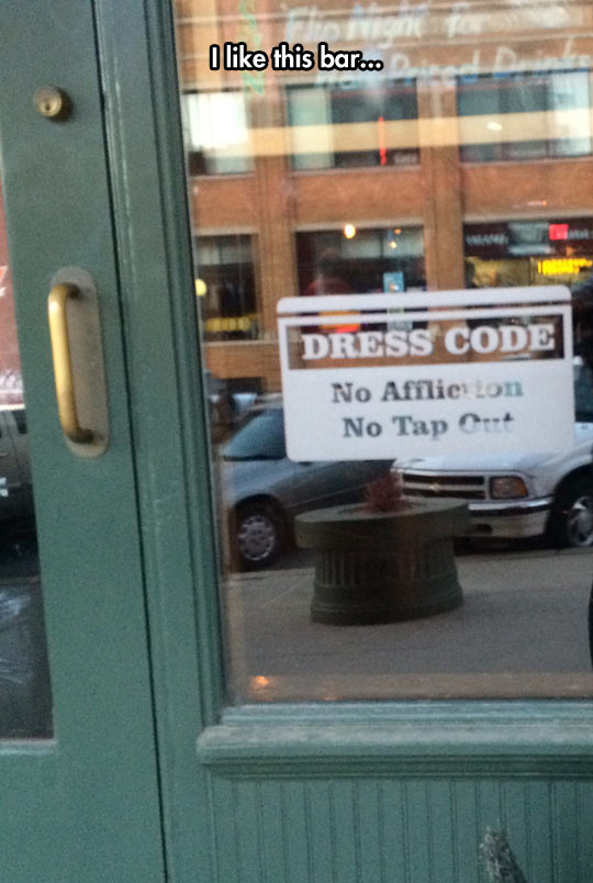 cool-bar-door-sign-dress-code