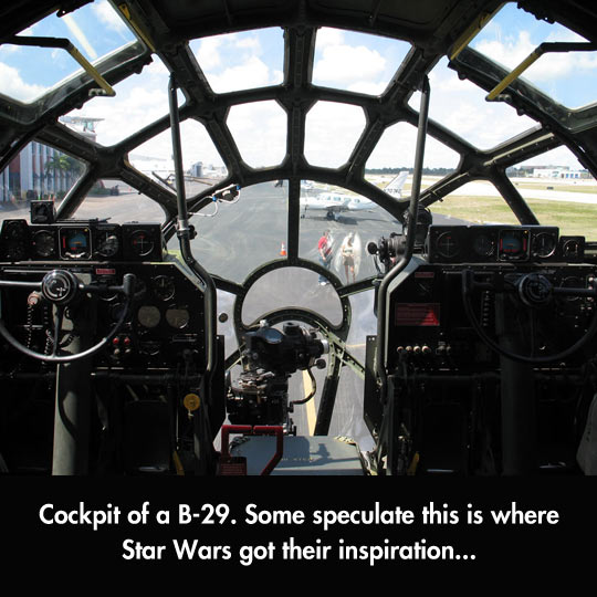 Where Star Wars Got Their Inspiration