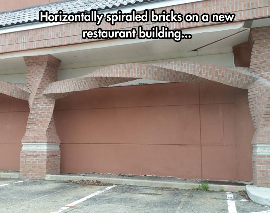 Pretty Impressive Brick Structure