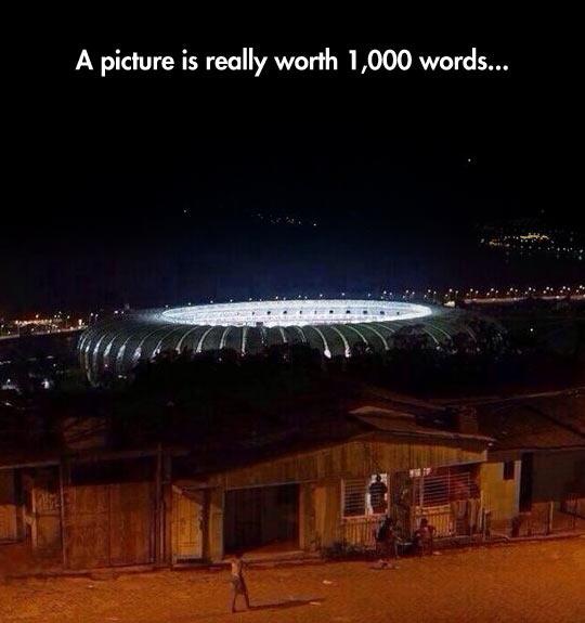 cool-photo-Brazil-stadium-poor-house