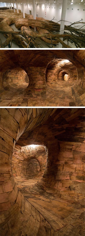 Tree Cavern