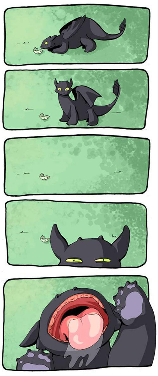 How to Train Your Toothless
