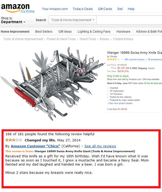 funny-Amazon-knife-review-gift