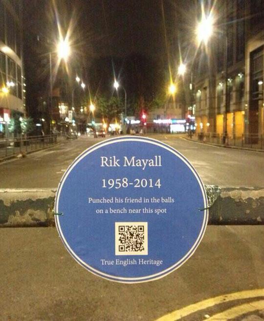 Rest In Peace Rik