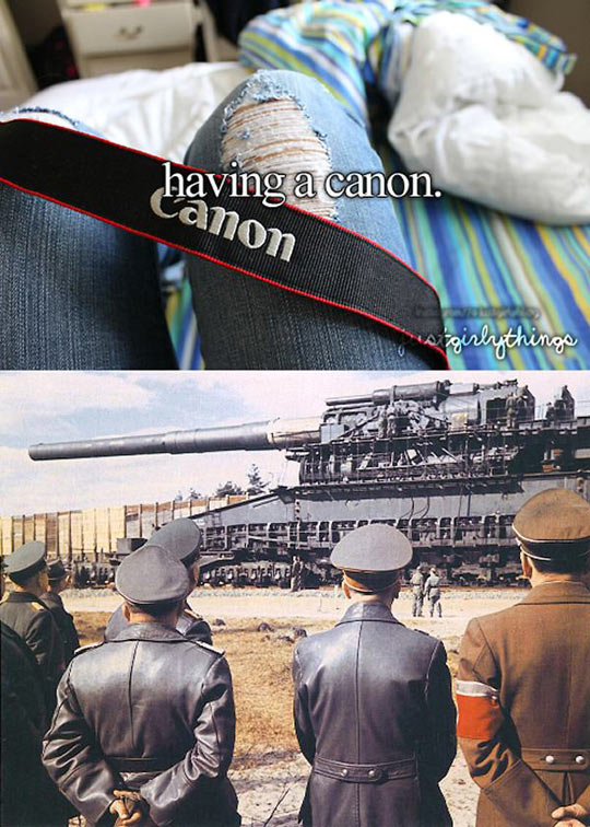 Having A Canon