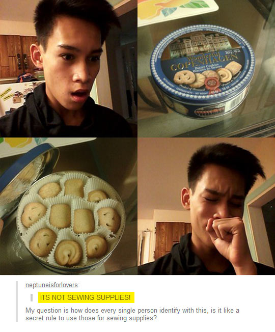 It's Not Sewing Supplies