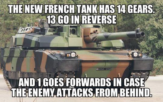 France Developed A New Tank
