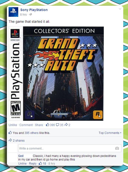 Remembering The Original GTA Game
