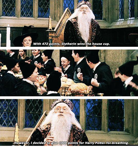 1000 Points For Gryffindor