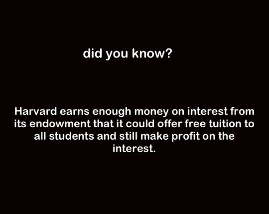 Harvard Profit