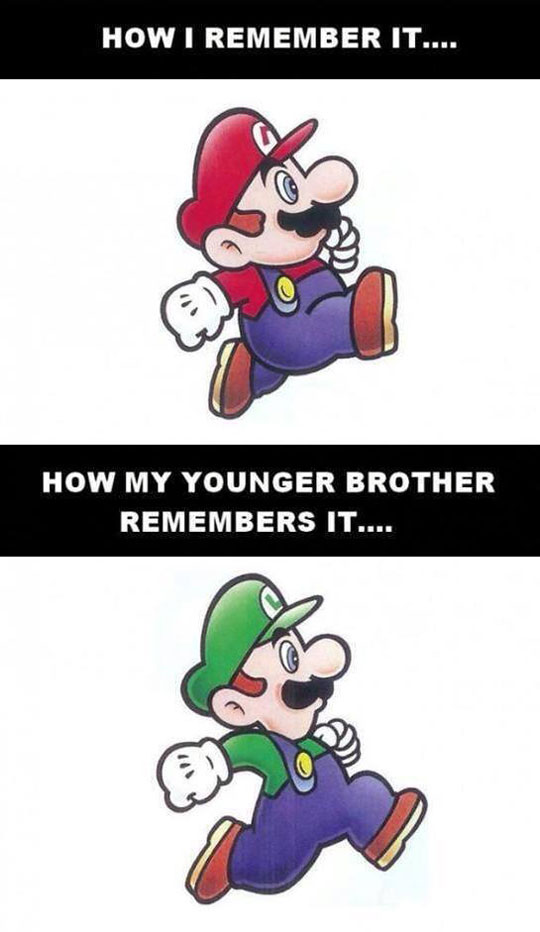 How Do You Remember It?