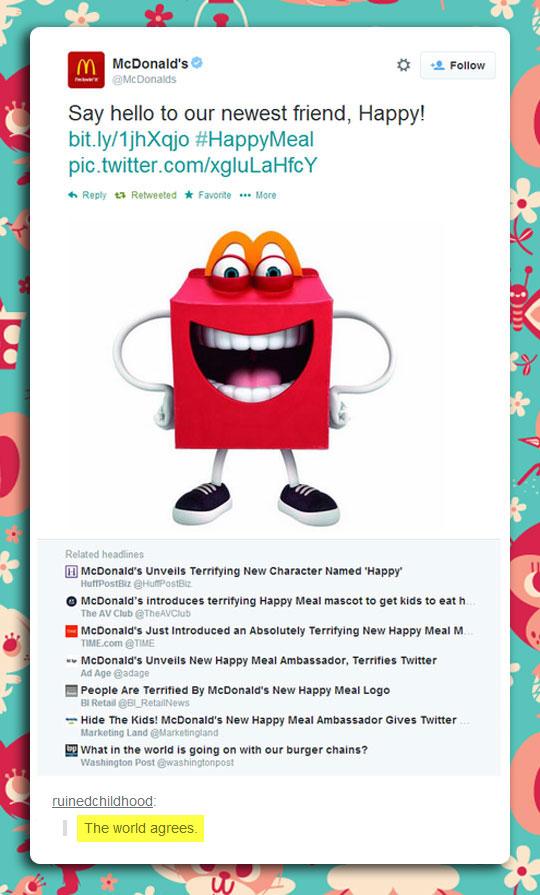 Not The Best Call, McDonalds