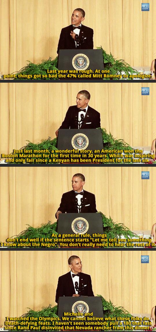 Sassy Obama