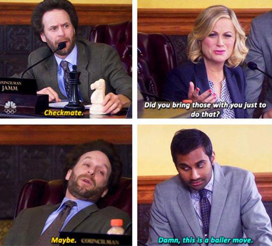 You Just Got Jammed, Leslie
