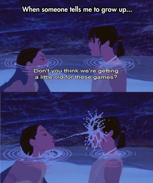 Pocahontas screenshot