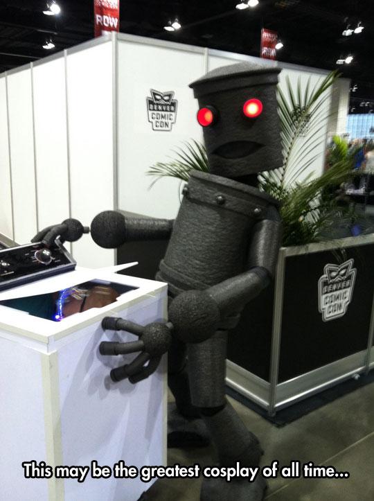 Robot Chicken Cosplay