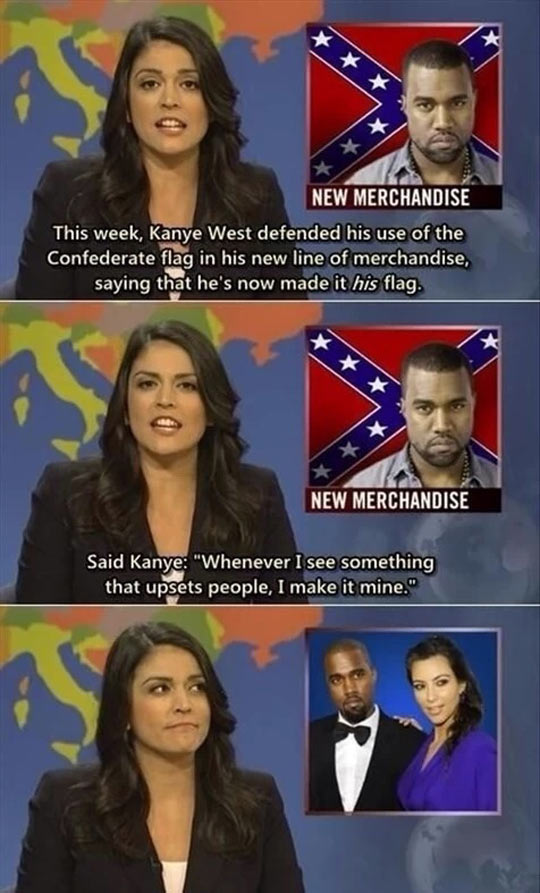 Kanye Upsetting People