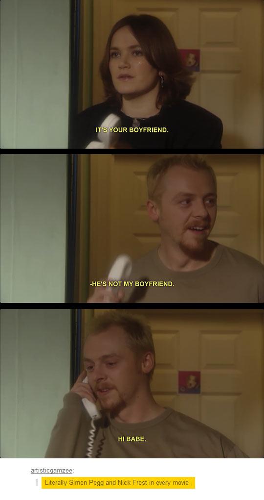 Simon's Boyfriend