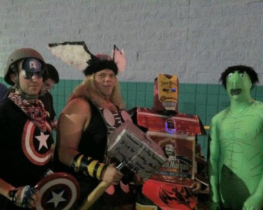 Hulk Is My Favorite