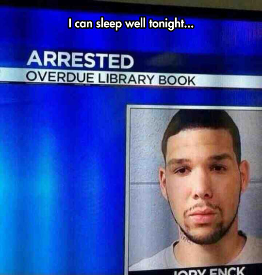 funny-arrested-man-library-book-overdue