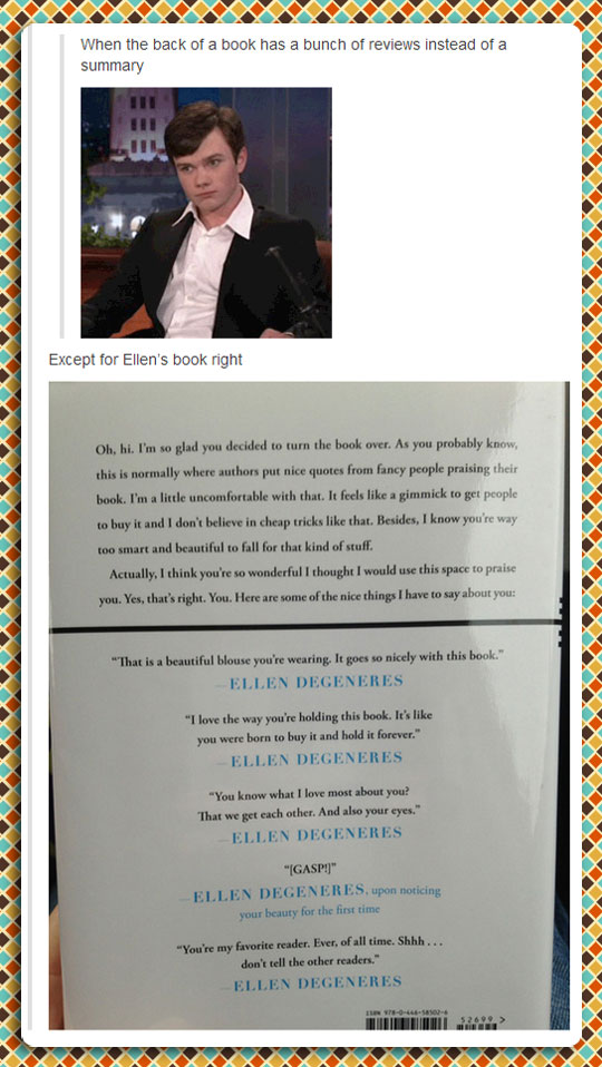 Ellen's Got Game