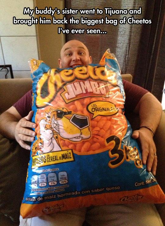 funny-big-Cheetos-bag-happy-man