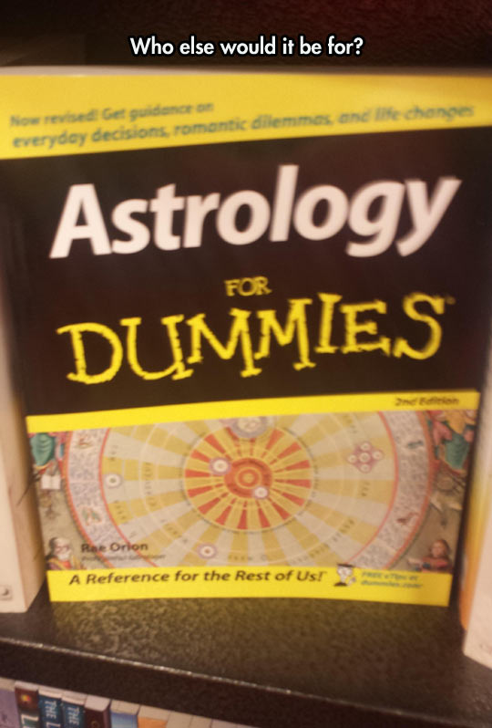 funny-book-Astrology-dummies-library