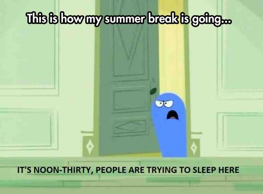 funny-cartoon-people-sleeping-early-summer-break